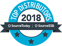 SourceESB - Top 50 Electronic Distributors 2018